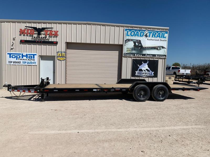 2021 Load Trail TH83x24 Equipment Trailer