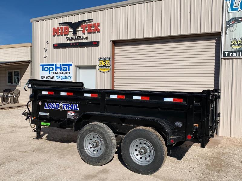 2021 Load Trail DT72x12 Rental Dump Trailer
