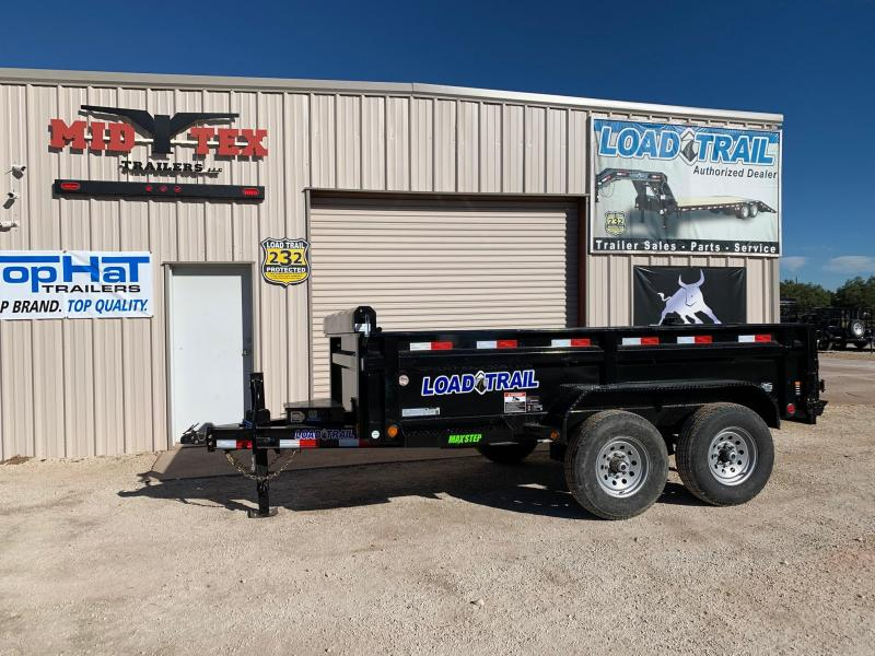 2021 Load Trail DT72x12 Rental Dump Trailer