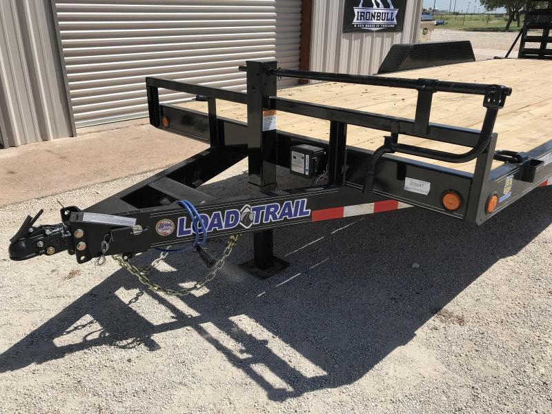 2021 Load Trail XH 83x20 Equipment Trailer