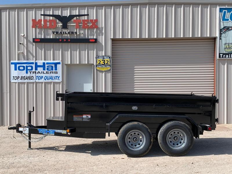 2021 Top Hat Trailers DP5x10 Dump Trailer