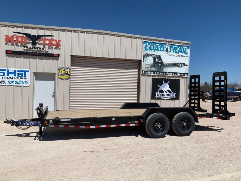 2021 Load Trail XH83x20 Equipment Trailer