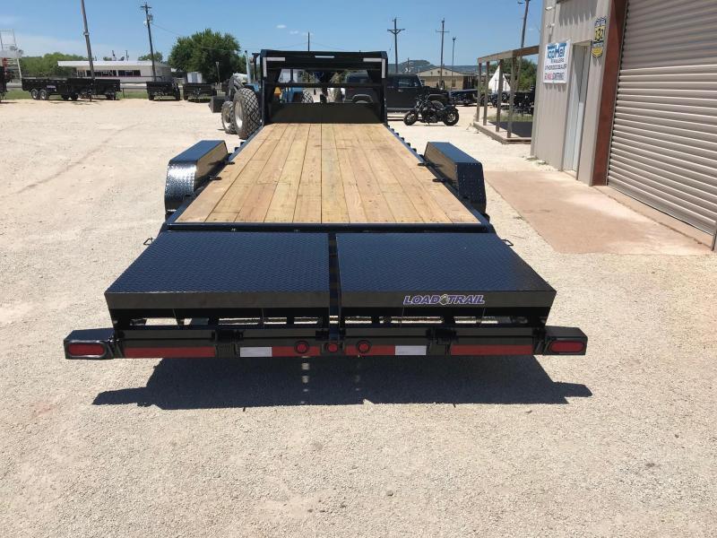 2020 Load Trail GC83x26 Equipment Trailer