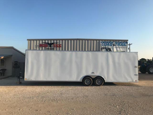 2015 Forest River Inc. 28ft Enclosed Cargo Trailer