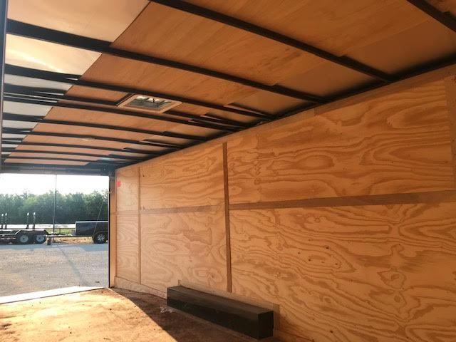 2015 Forest River Inc. CT Enclosed Cargo Trailer