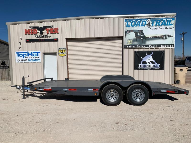 2021 Top Hat Trailers ASCH HD83x18 Car / Racing Trailer