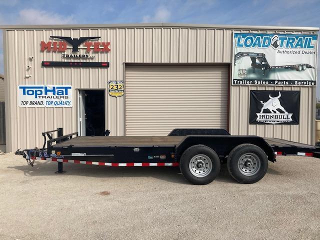 2021 Load Trail CH83x18 Equipment Trailer