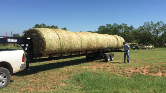 2020 May Trailers HD Hay42ft Livestock Trailer