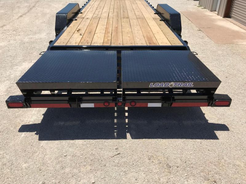 2020 Load Trail GC83x28 Equipment Trailer