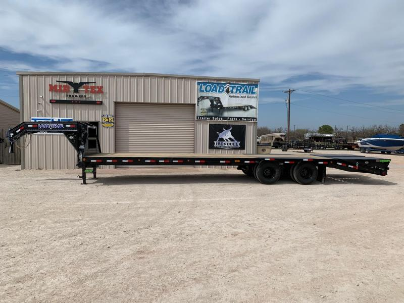 2021 Load Trail GP102x32 Equipment Trailer