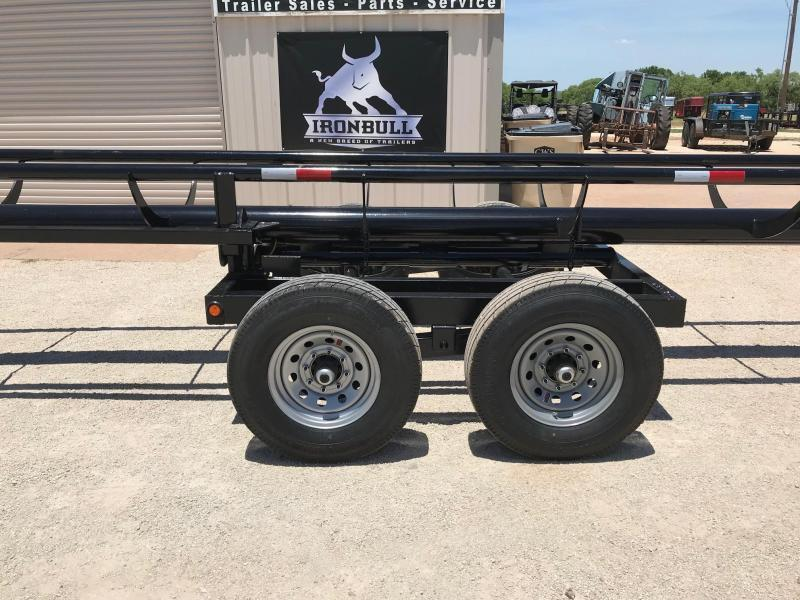2021 May Trailers 42FT Hay Trailer Livestock Trailer