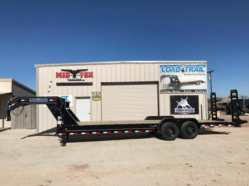 2019 Load Trail GS 83 x 26 Tandem Gooseneck Carhauler Equipment Trailer