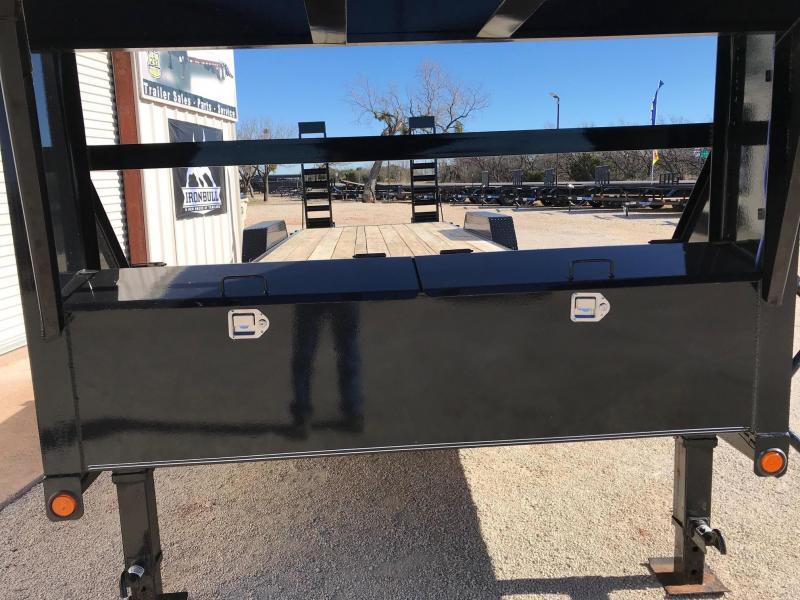 2019 Load Trail GS 83 x 26 Tandem Gooseneck Carhauler Equipment Trailer