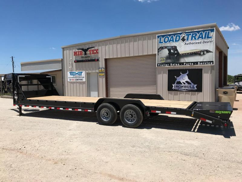 2020 Load Trail GC83x32 Equipment Trailer