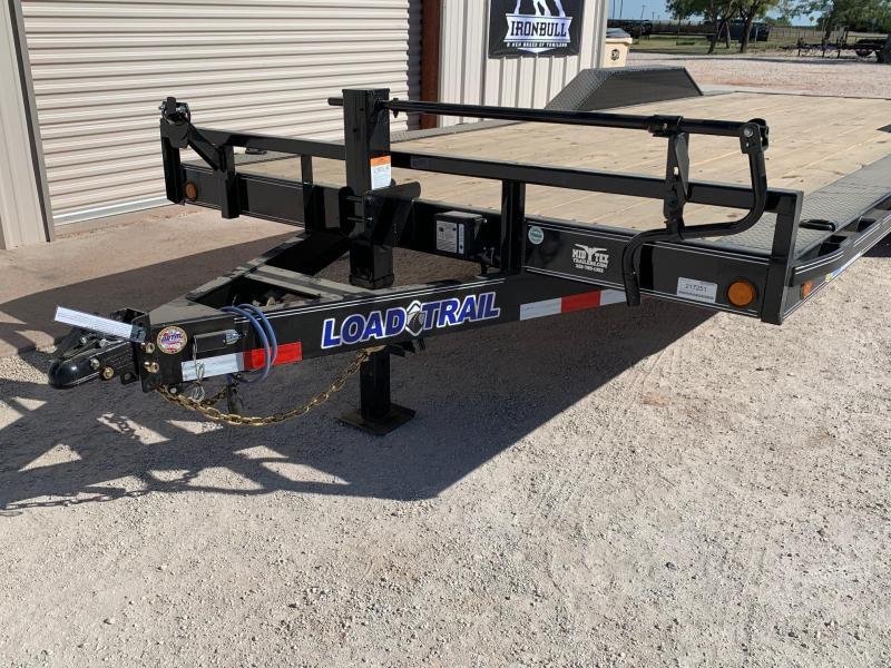 2021 Load Trail CH102x22 Equipment Trailer