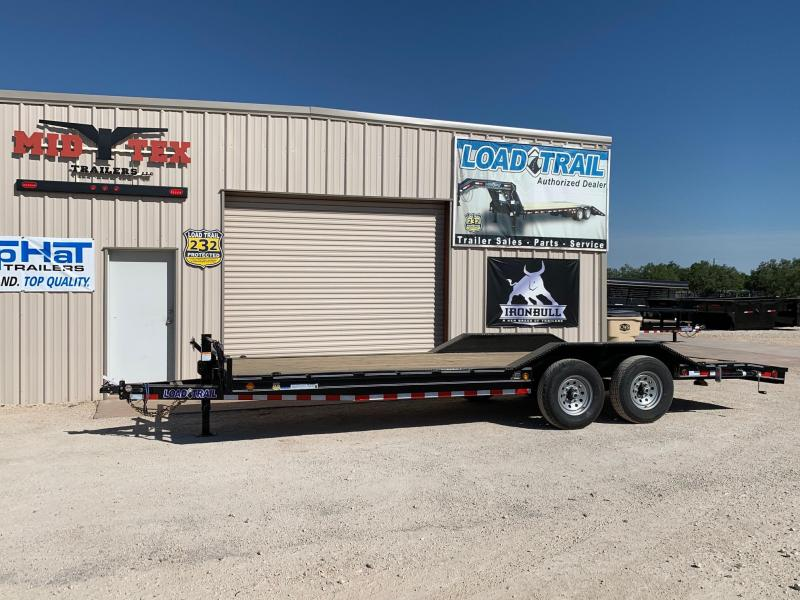 2021 Load Trail CH102x22 Equipment Trailer