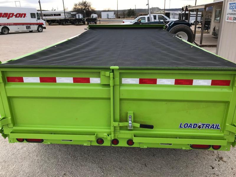 2019 Load Trail 83 x 14 Tandem Axle Dump Trailer