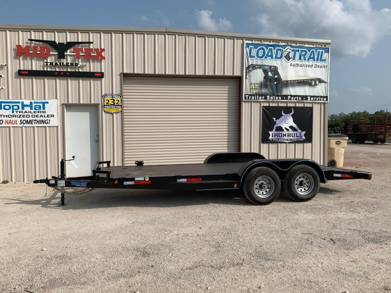 2021 Top Hat Trailers ASCH HD 83x18 Car Trailer