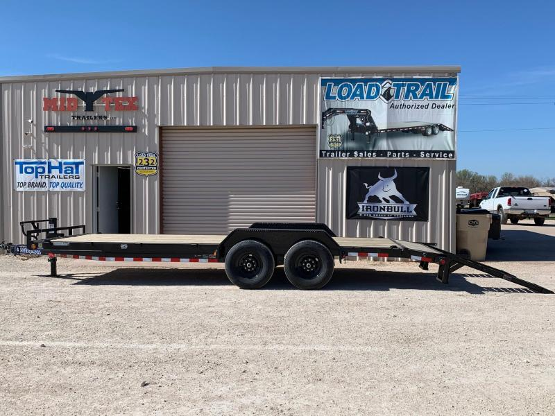 2021 Load Trail XH83x22 Equipment Trailer