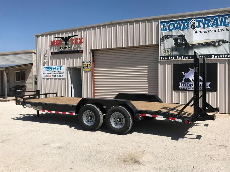 2020 Load Trail XH83x18 Rental Equipment Trailer