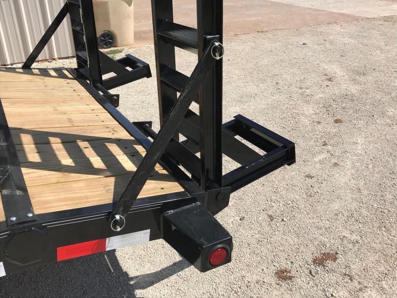 2020 Load Trail XH83x18 Rental Equipment Trailer