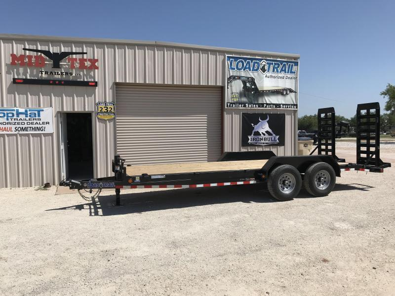 2021 Load Trail XH 83x20 Equipment Trailer
