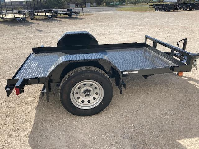 2022 Top Hat MP 8x60 Utility Trailer