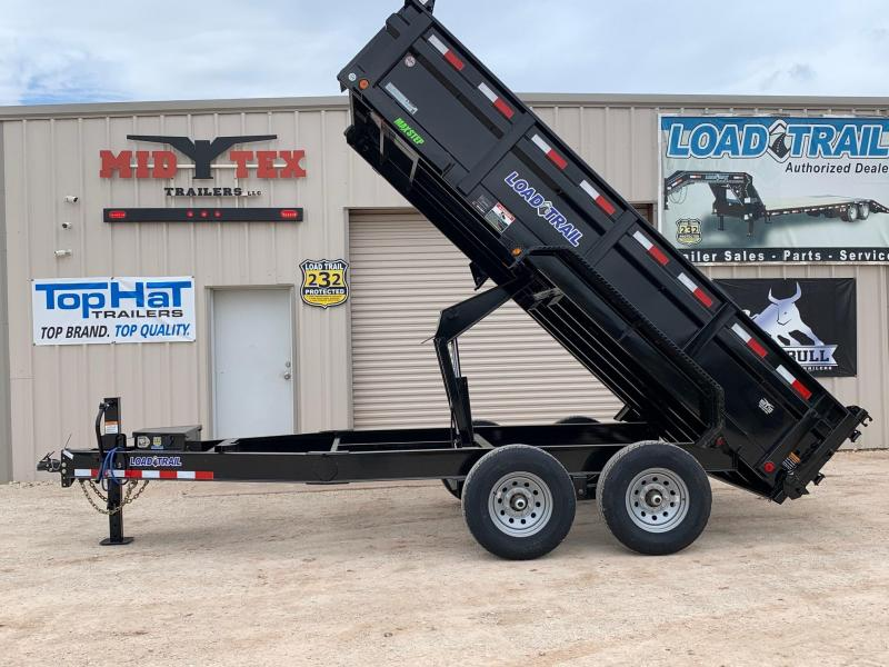 2021 Load Trail DT83x14 Dump Trailer