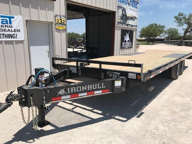 2019 Iron Bull HFB 102X24 Equipment Trailer