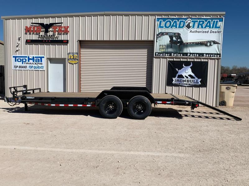2021 Load Trail XH83x20 Equipment Trailer