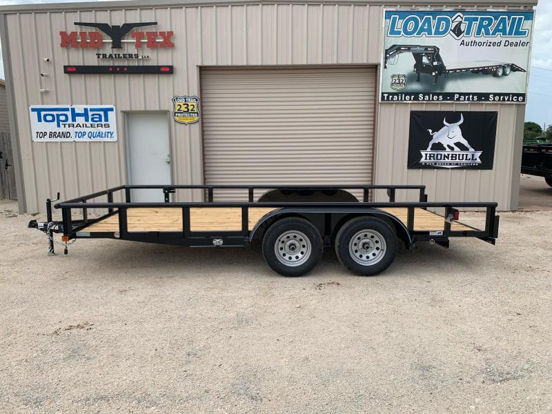 2021 Top Hat Trailers 83 X 16