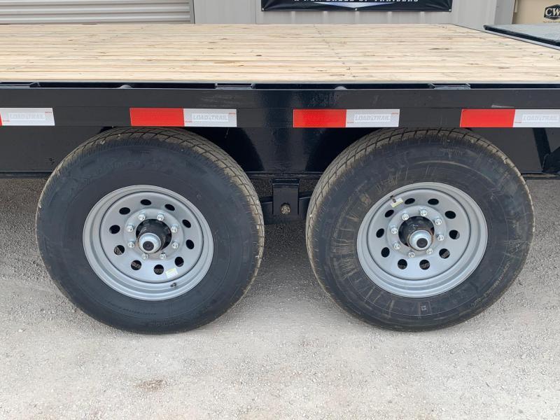 2021 Load Trail GH102x25 Equipment Trailer