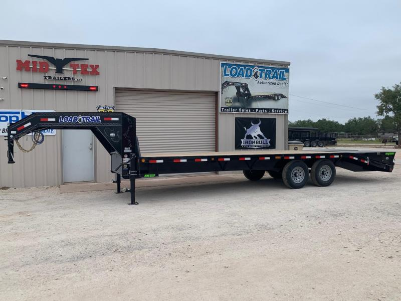 2021 Load Trail GH102x25 Equipment Trailer