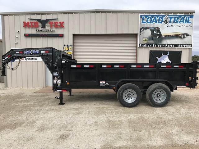 2020 Load Trail GD83X14 Dump Trailer