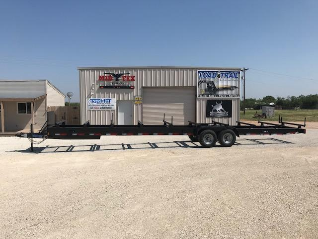 2021 Top Hat Trailers PH 72x32 Oilfield Trailer