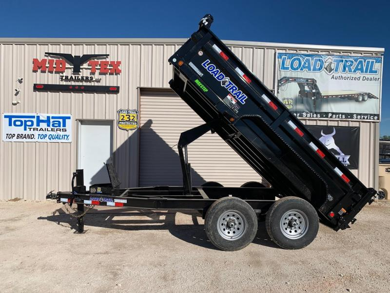 2021 Load Trail DT72x12 Dump Trailer
