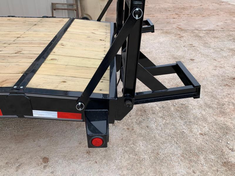 2021 Load Trail CH 83x24 Equipment Trailer