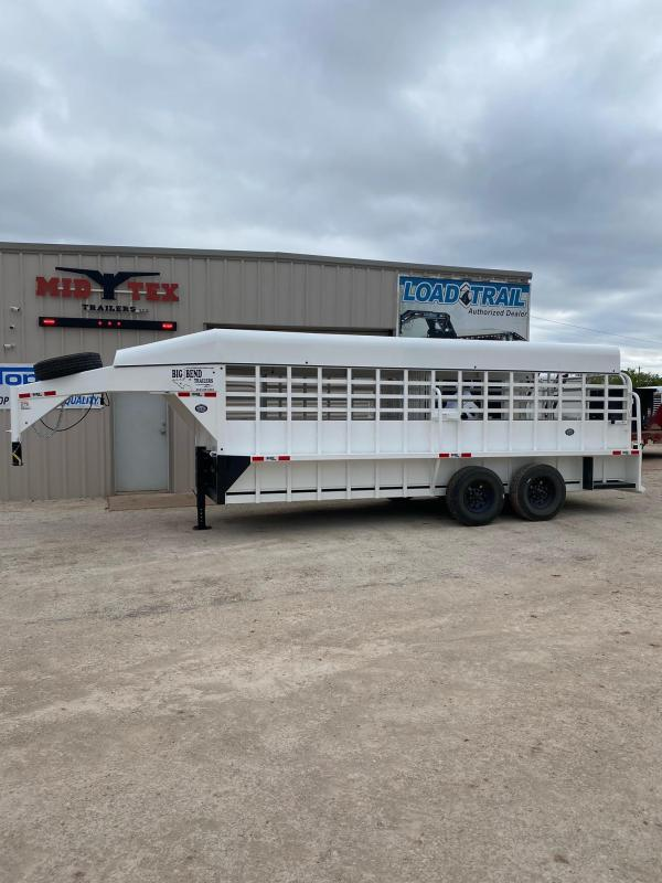 2021 Big Bend 20Ft Stock Trailer Livestock Trailer