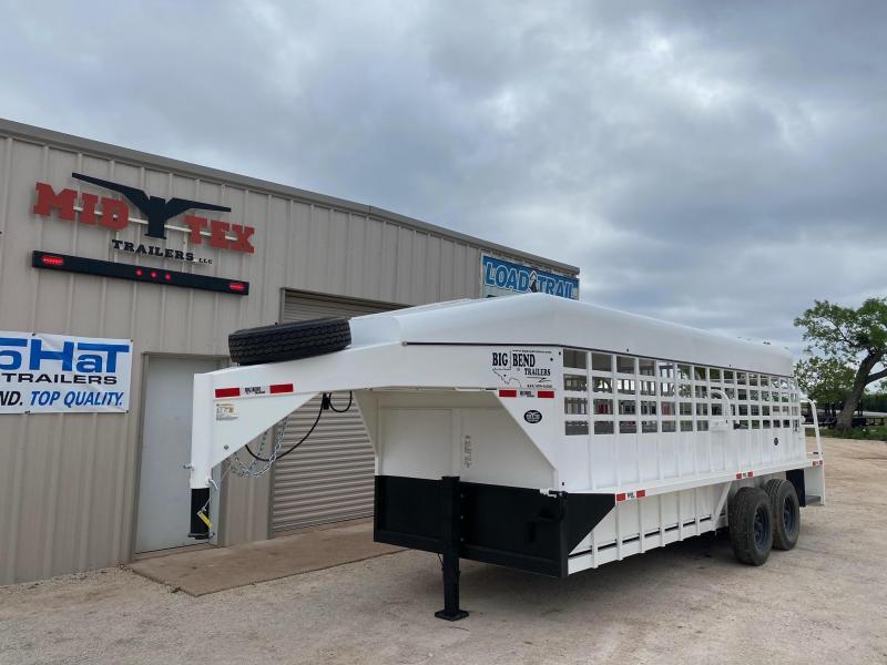 2021 Big Bend 20Ft Stock Trailer Livestock Trailer