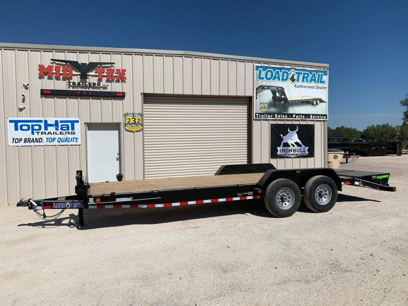 2021 Load Trail CH83x22 Equipment Trailer