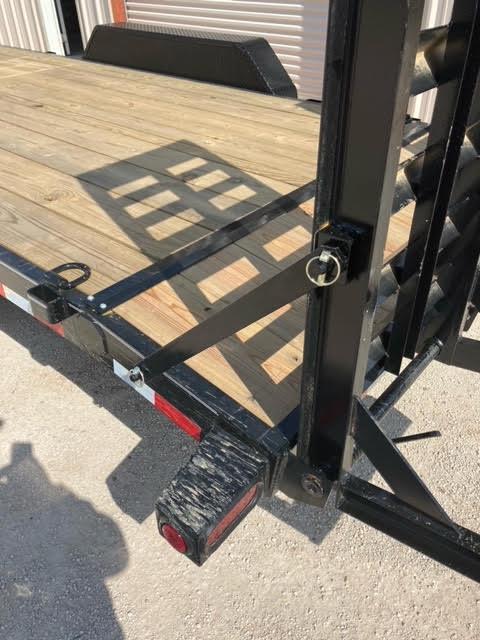 2021 Load Trail XH83x22 Equipment Trailer