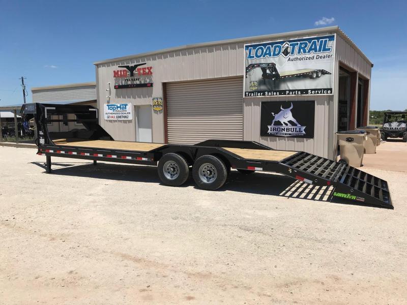 2020 Load Trail GC102x28 Equipment Trailer