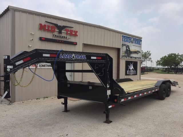 2021 Load Trail GC 102x26 Equipment Trailer