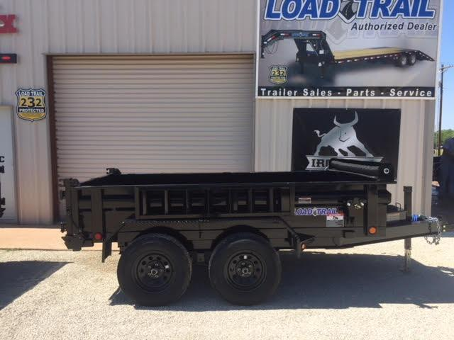 2019 Load Trail DT60X10 Dump Trailer