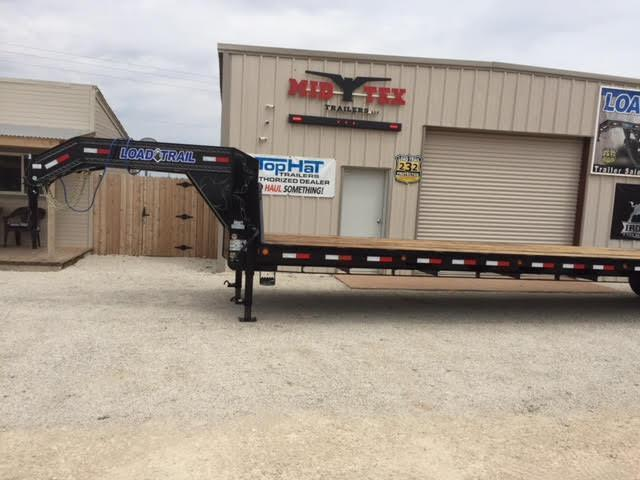 2020 Load Trail GP102x32 Equipment Trailer