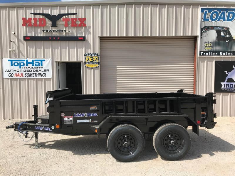 2020 Load Trail DT60x10 Dump Trailer