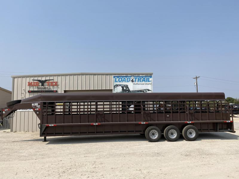 2021 Big Bend 2021 Big Bend 32' Full Top Livestock Trailer