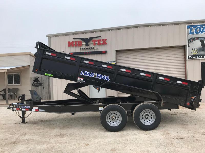 2020 Load Trail DT83x16 Dump Trailer
