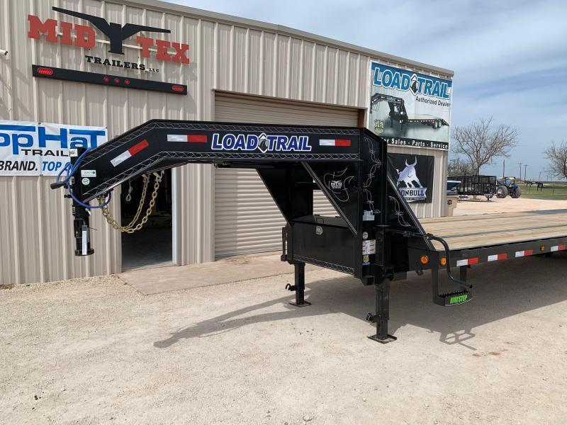 2021 Load Trail GP102x32 Equipment Trailer