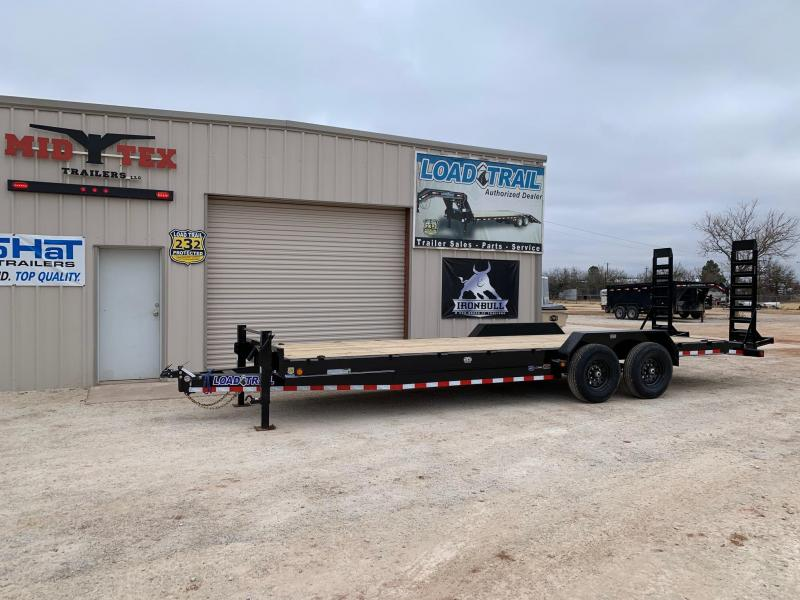 2021 Load Trail CH83x24 Equipment Trailer
